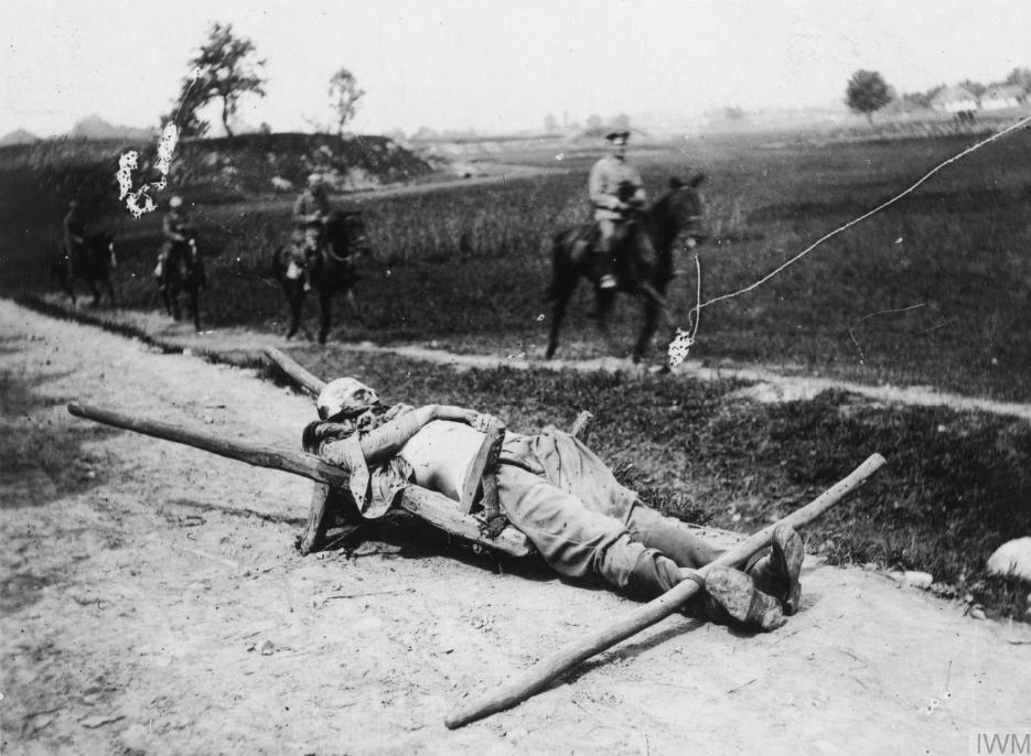 Невыученный урок Германская империя,Украина и ее история,20 век,Австрия и ее история,Фото,Гражданская война в РИ