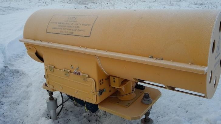 В России представили новую лазерную систему посадки воздушных судов события,Новости,сделано у нас