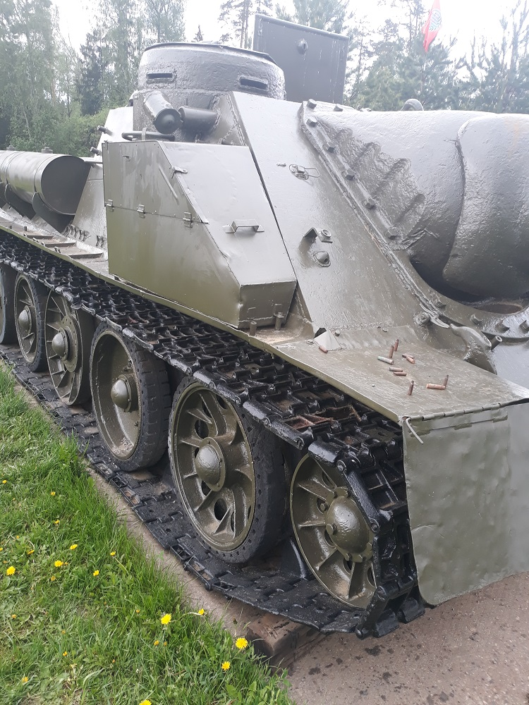 Ястребиная СУ-100 сау, московская область