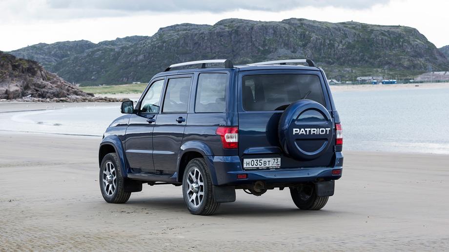 Дополнено: УАЗ Патриот повысил вариативность оснащения Авто и мото