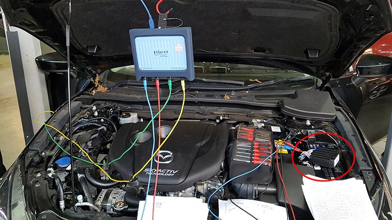 Пятидверки Mazda 3 отозваны из-за реле стеклоочистителей Авто и мото