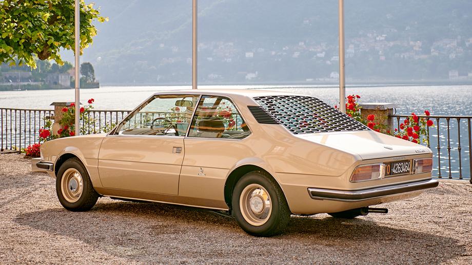 Баварцы с нуля воссоздали концепт BMW Garmisch 1970 года Авто и мото
