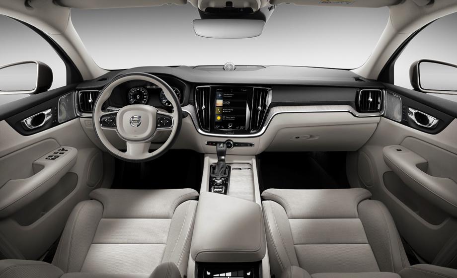 Новый седан Volvo S60 вышел на российский рынок Авто и мото