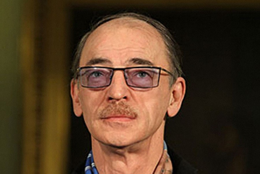 Михаил Боярский без шляпы и усов Знаменитости