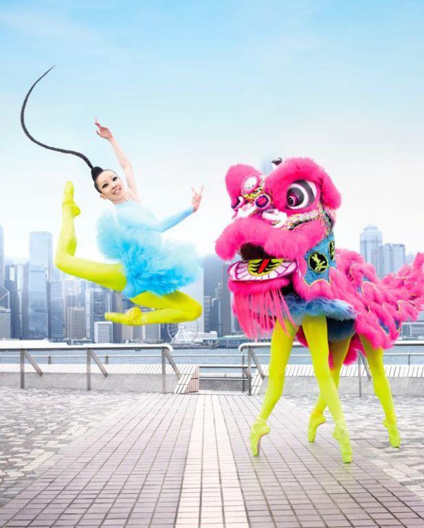 Яркий и дерзкий Гонконгский балет станцевал в честь своего 40-летия Искусство