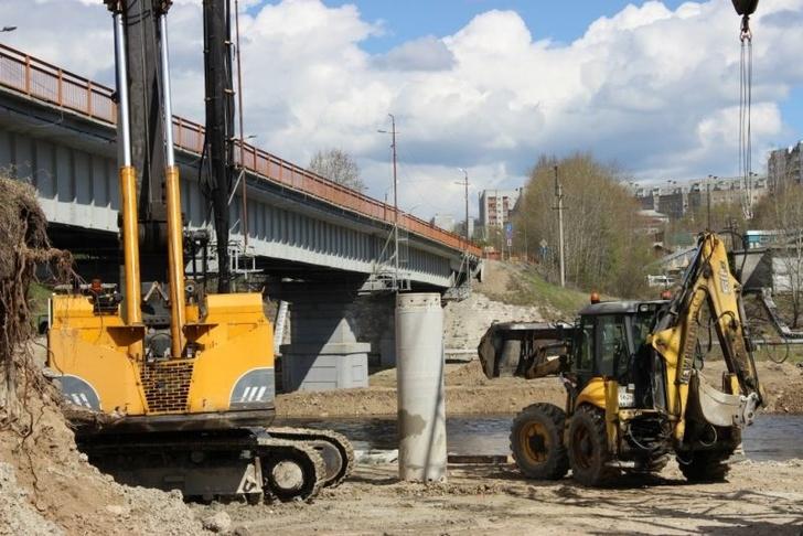 На трассе «Лена» началось строительство второго моста через реку Тынду события,Новости,сделано у нас