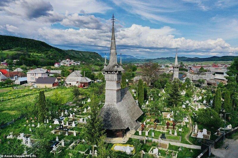 От красот Румынии захватывает дух! путешествия, путешествие и отдых