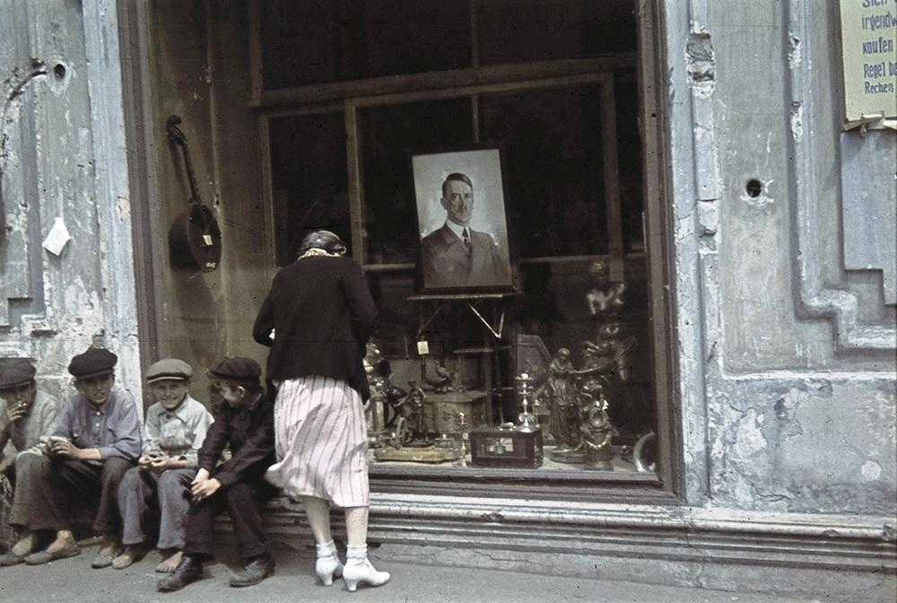 Оккупационные пенсии: «ненужная гуманность» Адольфа Гитлера История