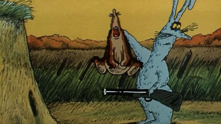 13 утонченных мультфильмов из СССР, которые порадуют вашего внутреннего эстета Интересное