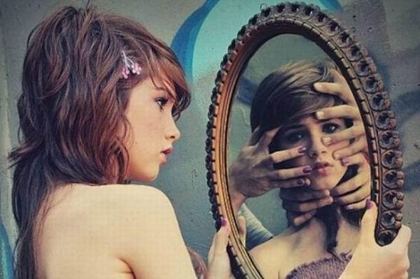 Зеркальные отражения и опыт Моуди Интересное