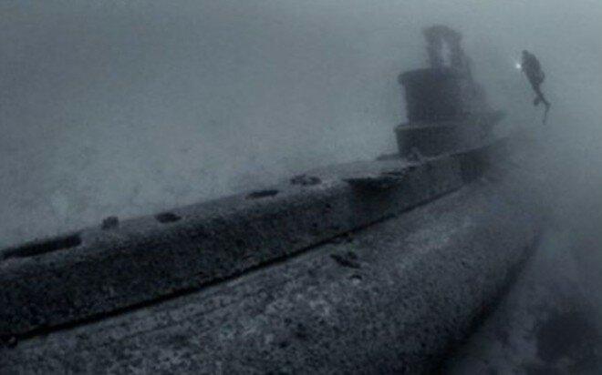 Атомные подлодки, которые лежат на дне океанов   Интересное