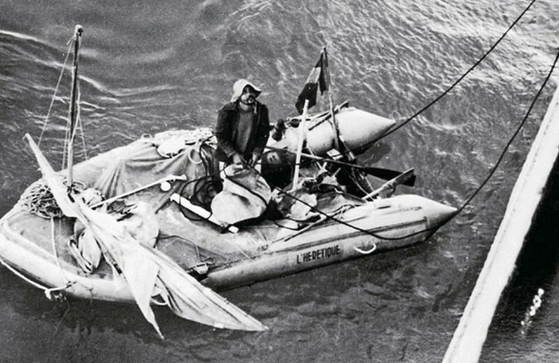 Ален Бомбар: раскачиваясь на волнах под жалобные крики чаек Интересное