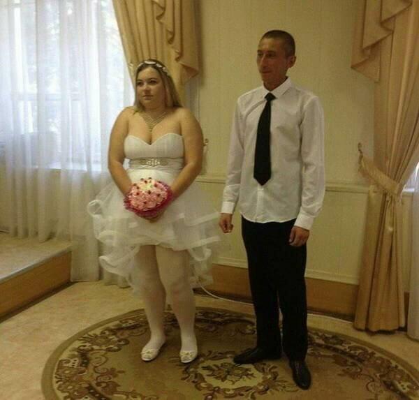 Свадьбы в формате деревня-edition, или когда выхватить может даже невеста Интересное,жесть