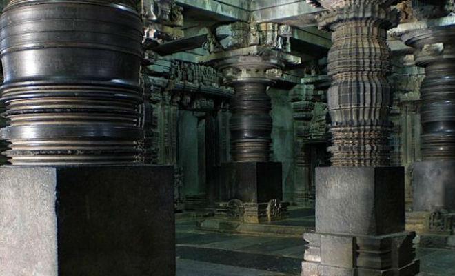 Машинные технологии древней Индии Интересное