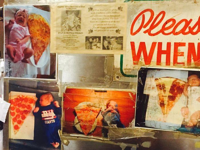 Высший пилотаж пиццестроения и пиццеводства в фотографиях Интересное