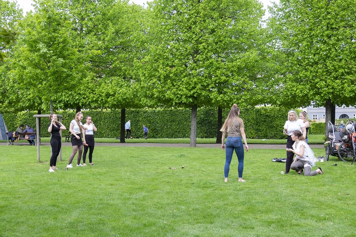 Европейские девушки совсем стыд потеряли: фотоистория из Копенгагена