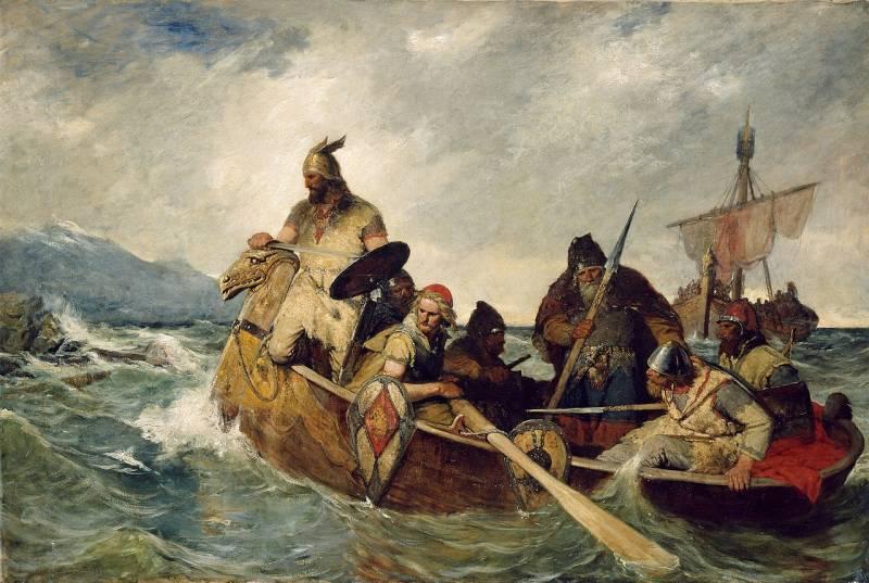 Первые европейцы в Америке. За сотни лет до Колумба