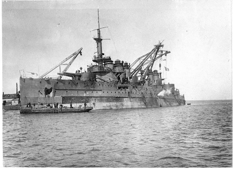 Крым в 1918-1919 годах. Интервенты, местные власти и белые