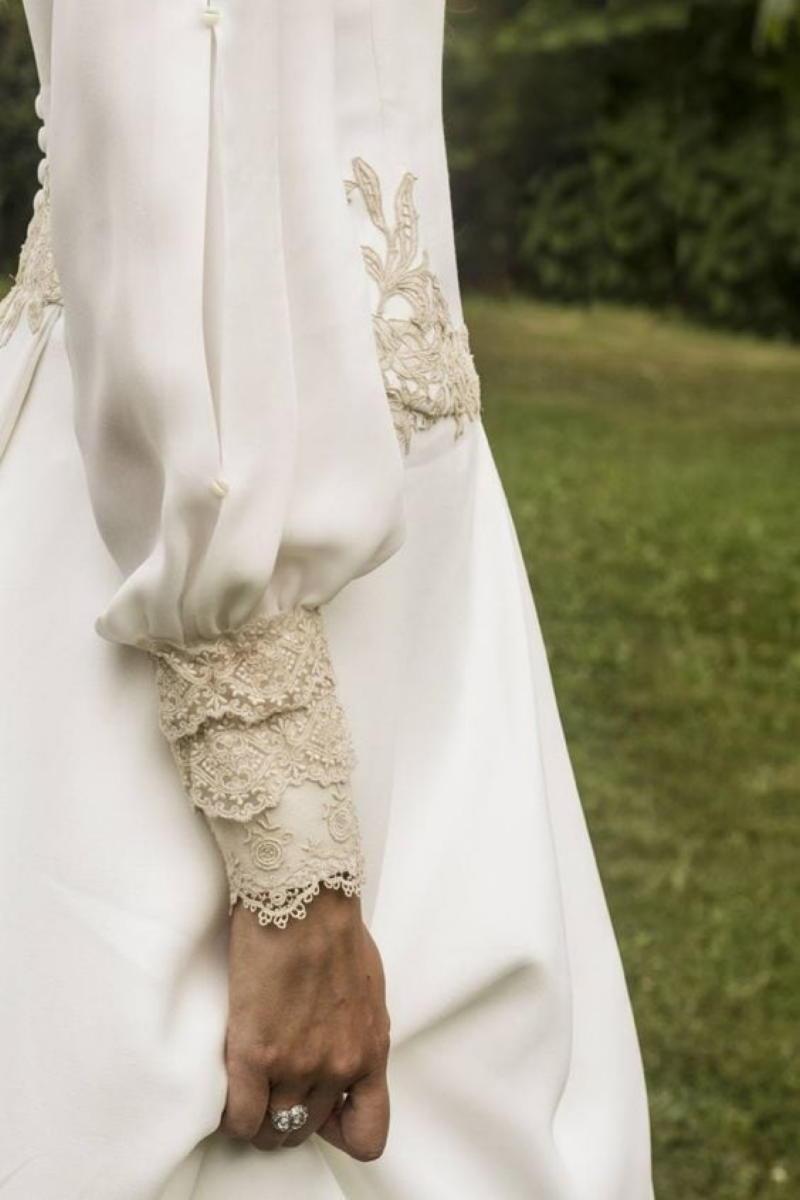 Изюминка любого образа: Восхитительные идеи оформления манжеты и рукавов женские хобби,рукоделие,своими руками,шитье