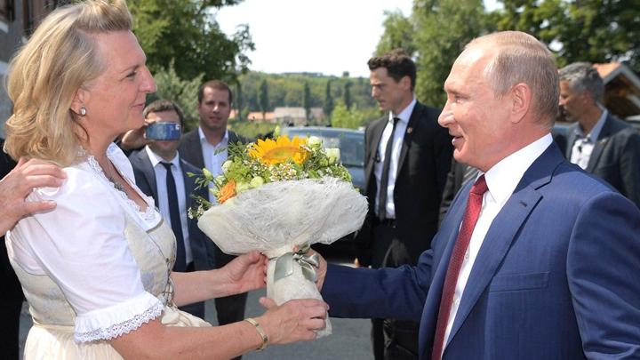 Рука Сороса: Самый молодой канцлер Европы отправлен в отставку за «дружбу» с Россией геополитика