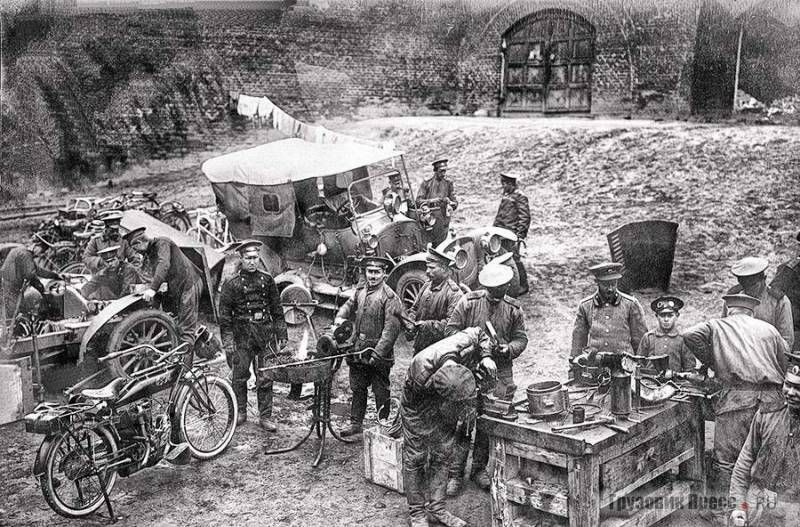 29 мая – День военного автомобилиста армия