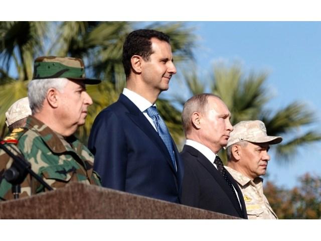 На восстановление территориальной целостности Сирии уйдут годы сирия