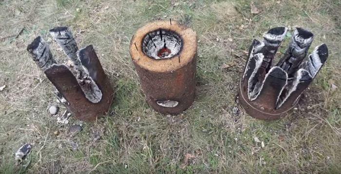 Как сделать финскую свечу: три простых способа для любителей отдыха на природе гаджеты,отдых,природа,путешестви,советы,финская свеча