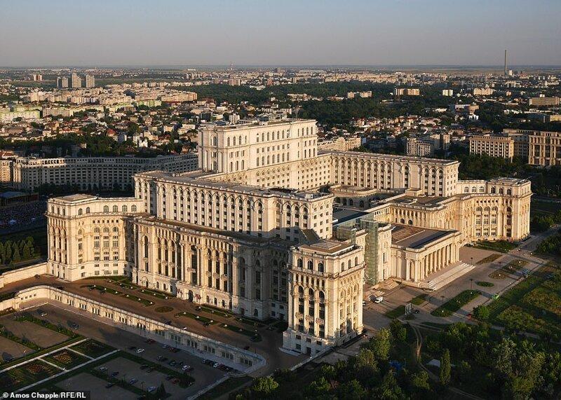 От красот Румынии захватывает дух! туризм