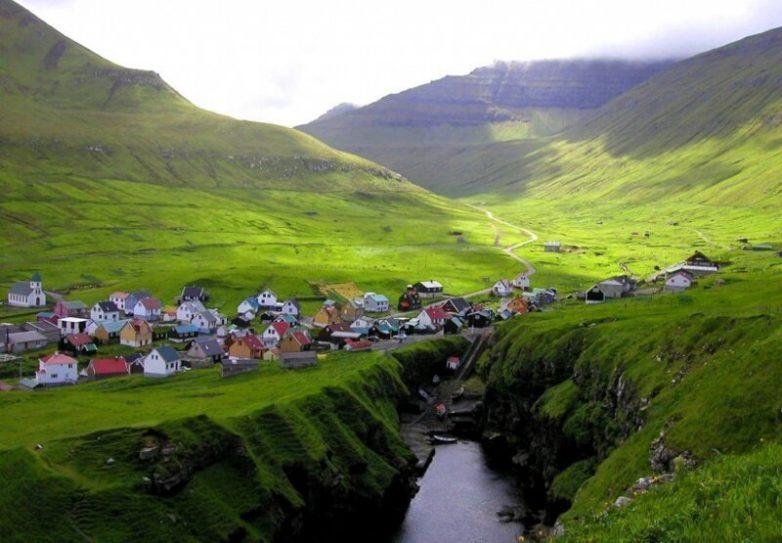 20 уютных деревушек со всего мира, в которых хочется скрыться от городской суеты
