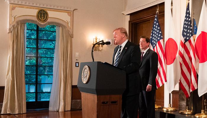 Почему Китай встал на сторону США, а не Ирана? геополитика