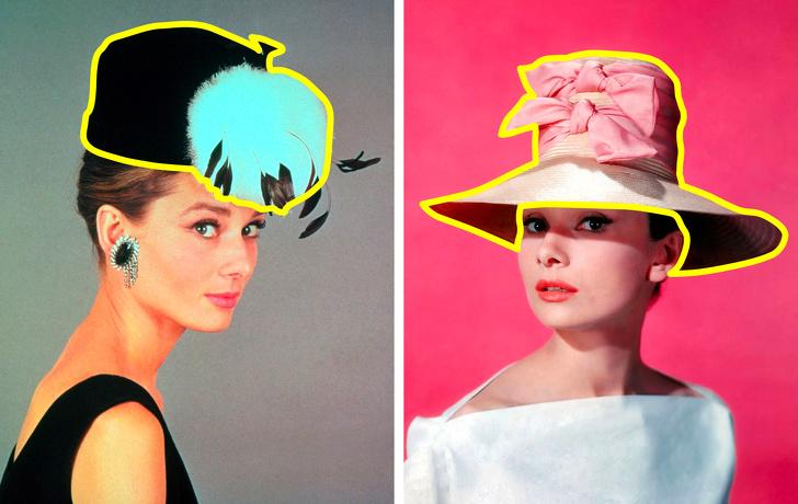 10 стильных фишек Одри Хепберн, которые стоит взять на заметку всем современным девушкам лучшее,мода,модные советы,Наряды