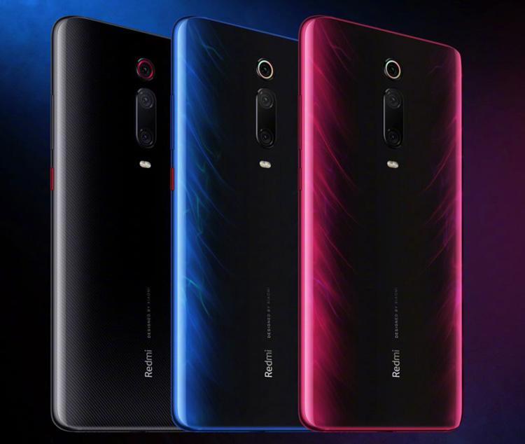Анонсированы флагманские смартфоны Redmi K20 и Redmi K20 Pro новости,смартфон,статья