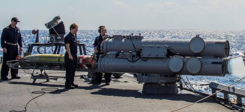 Лёгкий торпедный аппарат. Нам нужно это оружие, но у нас его нет вмф,оружие