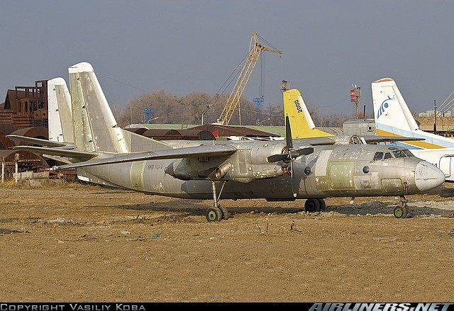 Из СССР в Китай по воздуху