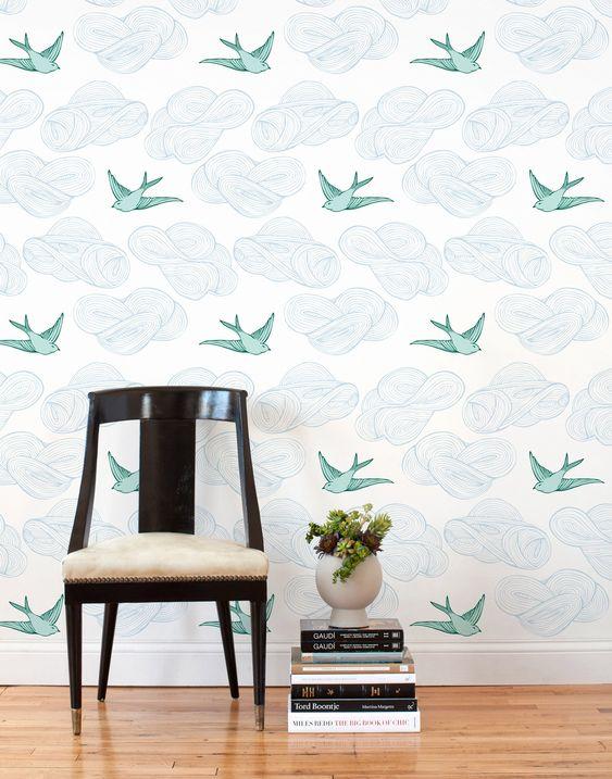 Птицы как орнамент – вневременной хит предстоящего лета! аксессуары,декор,интерьер и дизайн,орнамент,птицы,стиль