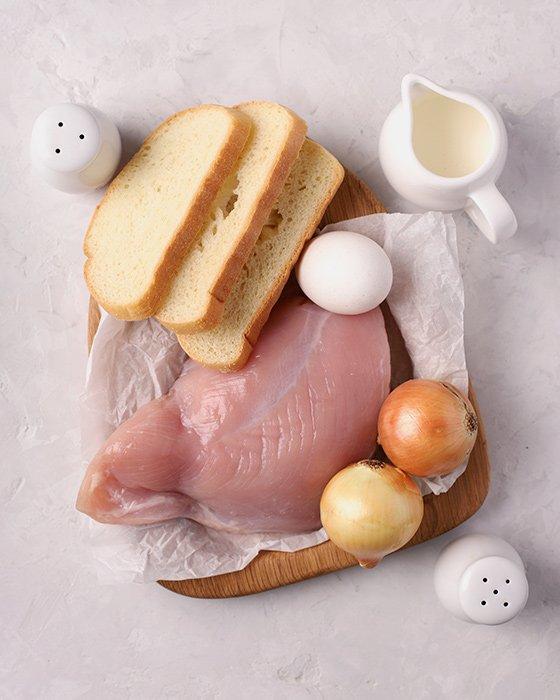 Такие разные, но такие вкусные котлеты. 3 рецепта на каждый день котлеты,кулинария,мясные блюда,рецепты