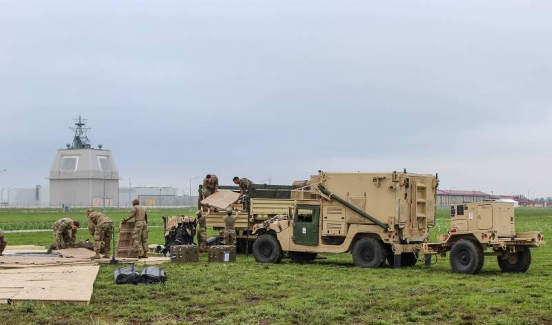 Aegis Ashore с дежурства в Румынии снять, THAAD развернуть оружие