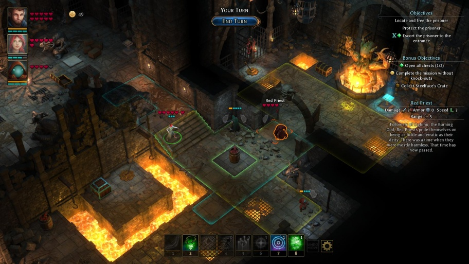 Druidstone: The Secret of the Menhir Forest: Обзор action,adventures,fantasy,mmorpg,pc,геймплей,Игры,обзоры,Приключения,Фентези