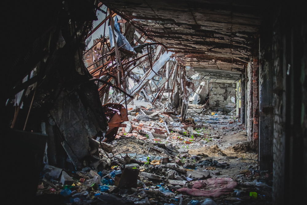 Первый бой за Донецкий аэропорт: Жертвенный подвиг добровольцев украина