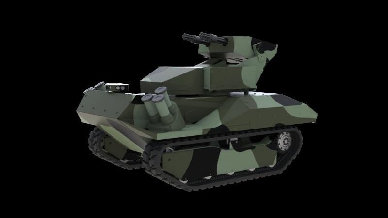 Пойдёт ли белорусский «Берсерк» в серию? оружие