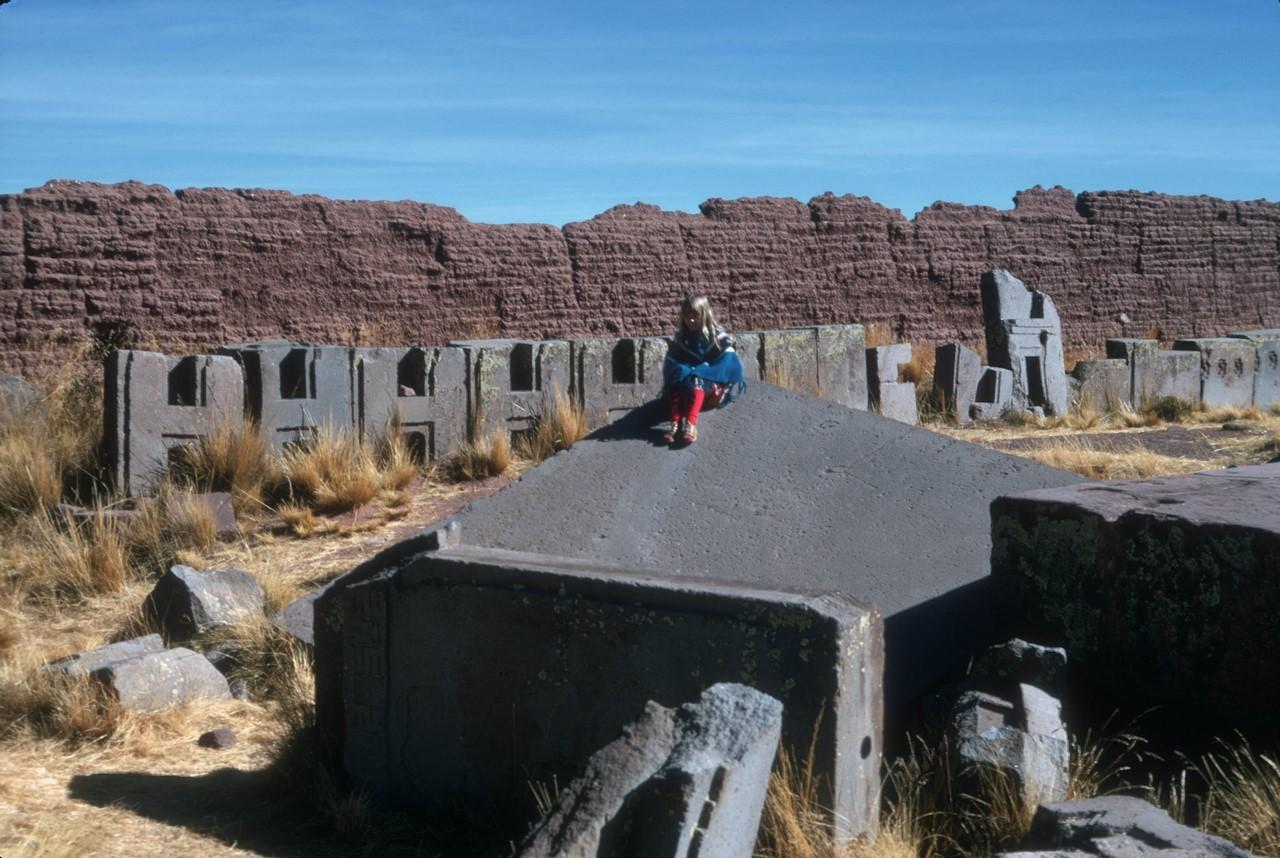 Мегалиты Пума Пунку - руины древней цивилизации, уничтоженной в ходе