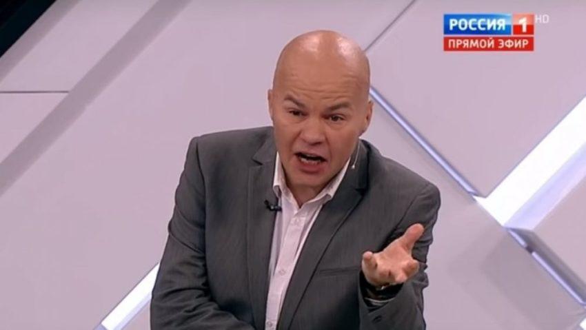«У вас нет ничего, кроме нищеты и воровства» — Соловьев опешил от невежества украинского политолога в телеэфире папарацци,свежие новости,частная жизнь знаменитостей