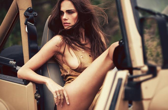 На грани: 25 сексуально заряженных фотографий Карлоса Нуньеса