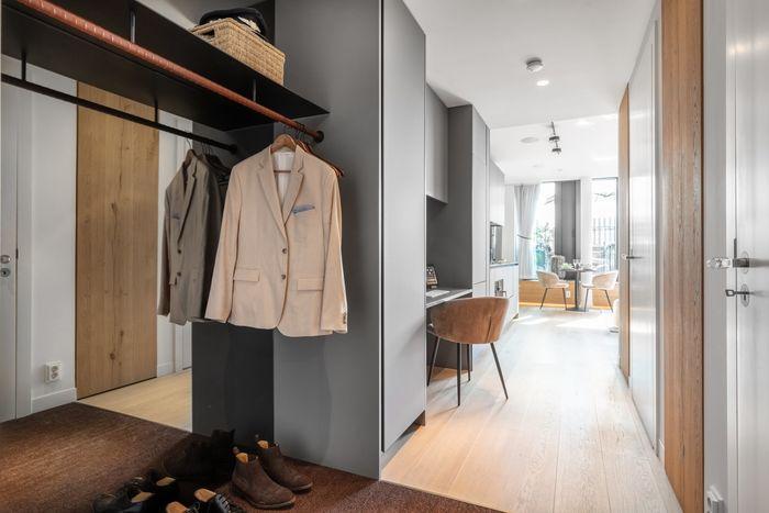 5 секретов красивой студии: вдохновляющая однушка в Стокгольме интерьер и дизайн,квартира,малометражка,студия
