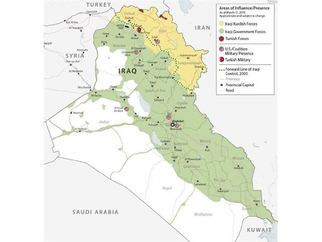 «Завоевание Персии»: военные возможности США в потенциальной войне с Ираном геополитика