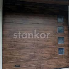 Купити гаражні ворота, автоматичні гаражні ворота ціна   Stankor
